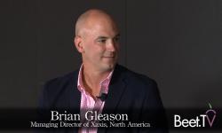 Xaxis' Gleason: TV, Not Digital, Is Key To Programmatic Video
