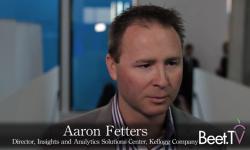 Kellogg's Fetters on Big Progress in Video Ad Viewability