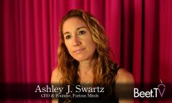 VOD Could Shepherd More Programmatic Buying in TV, Ashley Swartz