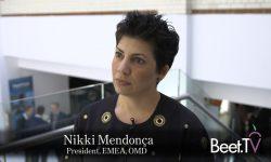 UK TV Innovation Has Lessons For Ad World: OMD's Mendonça