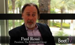 The Economist Tells Brand Stories To Dodge Ad Disruption, Paul Rossi explains