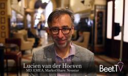 Europe Lags US By Three Years On Mar-Tech: Neustar's Van der Hoeven