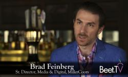 MillerCoors Studies Addressable TV Ads, Seeks Sales Linkage