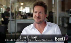 Be Authentic, Transparent & Change The World: Arnold's Elliott