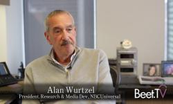 NBCU's Wurtzel: The Olympics Represent A 'Research Dream'