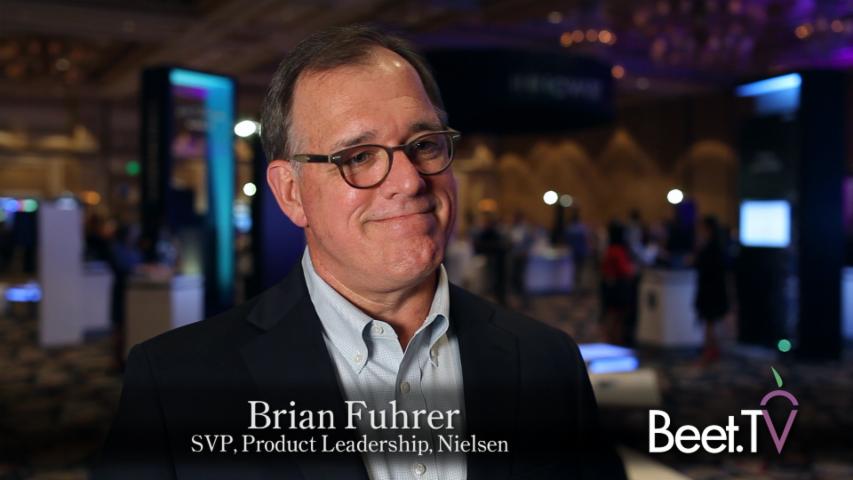 Nielsen Urges Studios Toward Industry-Wide SVOD Ratings