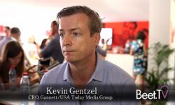 USA Today's Gentzel Seeks Brands To Sponsor VR News Show