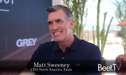 Xaxis Embarks On Dynamic Custom Creative, Sweeney Says