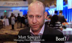 Identity Resolution The 'Underpinning Of Future Success': MediaLink's Spiegel