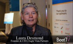 Laura Desmond: Agencies Undisputed Leaders Of Data 'Alchemy'