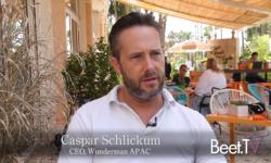 Wunderman's Schlickum Has Three Tips For Asian Marketing Transformation