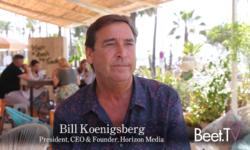 Having Built Horizon On Integration, Koenigsberg Wants Even More