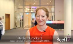 GroupM's Crockett Sees Improvement In Ad-Tech Practices