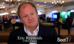 Clorox CMO Reynolds: Balancing Performance And Brand Marketing