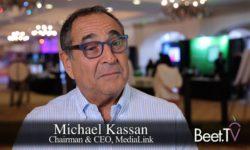 MediaLink's Kassan Calls Creators To Inspire Brands At CLX