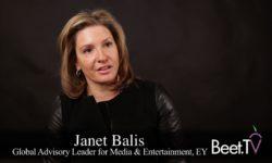 Advertisers Seek 'Interoperability' In Television Offerings: EY's Balis