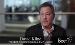NCC Media Creating National Addressable 'Hub' For TV Networks: Spectrum's Kline