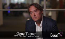 Horizon Next's Turner On Connecting, Balancing TV Environments