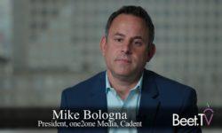 Unlocking National TV For Addressable: Cadent's Michael Bologna