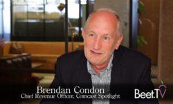 Beyond Cars, Comcast's Instant Impact Goes Large: Brendan Condon