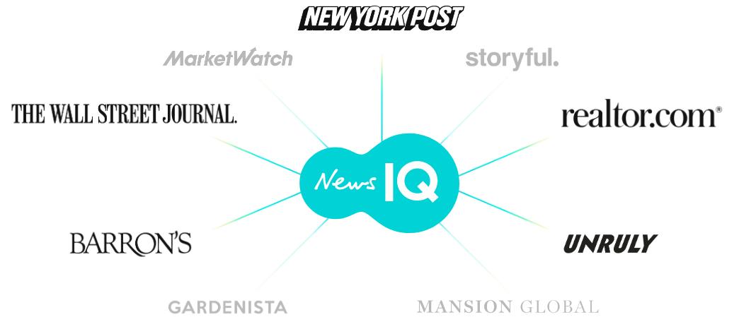 NewsIQ portfolio
