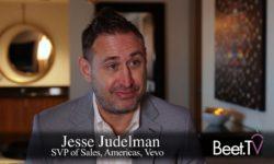 'I Want My OTT': Vevo's Judelman Offers Ad Scale