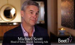 Samsung's Scott Welcomes Vevo To TV Plus
