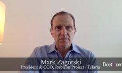 Now is a Pivotal Moment for Programmatic CTV, Telaria's Mark Zagorski