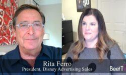 Linear TV, OTT Can Complement Audience Reach: Disney's Rita Ferro