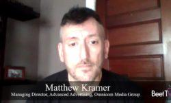 Omnicom Media Group Embraces National Addressable TV Amid OTT Boom: Kramer