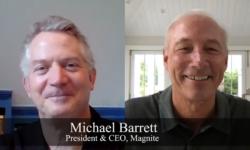 'AVOD World Will Be Booming': Magnite's Michael Barrett