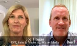Advertisers Seek Digital Flexibility from Linear TV: WarnerMedia's Joe Hogan