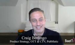 Header Bidding Can Redefine OTT Ad Sales: PubMatic's Berlingo