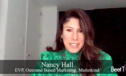 Measuring Savings On Brands' Ad Agenda: Matterkind's Hall