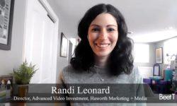 AVOD Offers Data-Driven Ad Targeting to Brands: Haworth's Randi Leonard
