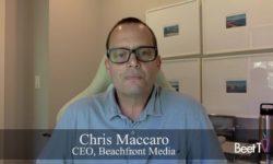 Linear TV Isn't Going Away: Beachfront Media's Maccaro