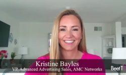'Wild West' Addressable TV Needs Standards: AMC's Bayles