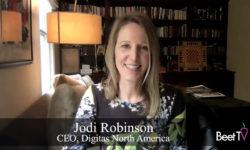 Convergence, Diversity Lead NewFront Themes: Digitas's Jodi Robinson