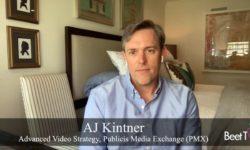 Data Tell Story of Changing Viewership Habits: PMX's AJ Kintner