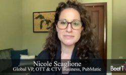 'Programmatic CTV Marketplace Has Changed Dramatically': PubMatic's Nicole Scaglione