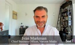 'People At The Center': Verizon's Markman On Vizio, Nielsen Report Partnership