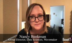 Measure Cross-Screen Impact, Not Just Delivery: Wavemaker's Nancy Beekman