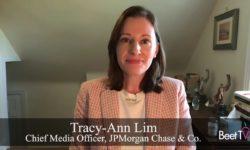 JPMorgan Chase Banks On CTV, Says Media Chief Lim