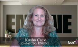Kasha Cacy On Engine Group's Perpetual Diversity Machine
