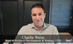 Addressability Is Efficacy: EDO's Weiss On Targeting & Performance
