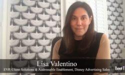 Measurement Must Get Better & More Flexible: Disney's Valentino